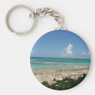 Bahamas Cay keychain
