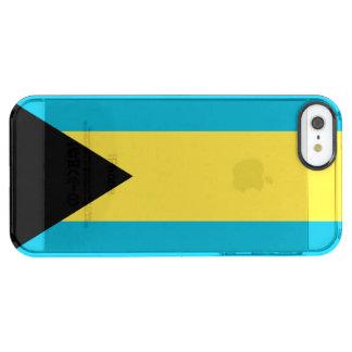 Bahamas Clear iPhone SE/5/5s Case