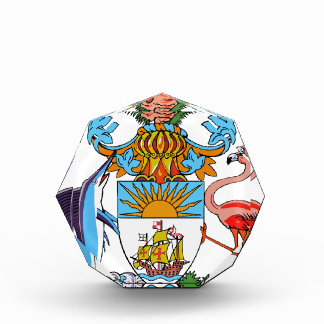 Bahamas Coat of Arms Award