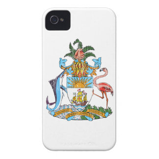 Bahamas Coat Of Arms iPhone 4 Covers