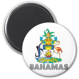 Bahamas Coat of Arms Fridge Magnets
