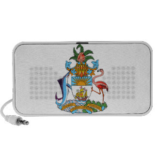 Bahamas Coat of Arms PC Speakers
