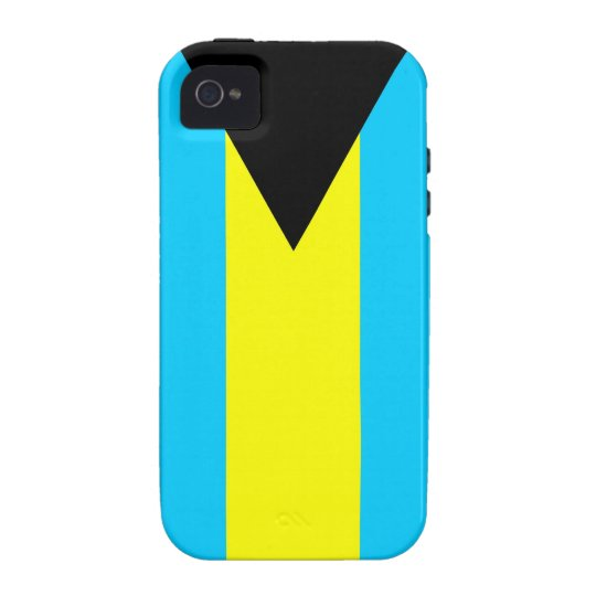 bahamas country flag case
