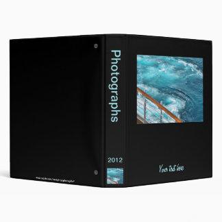 Bahamas Cruise - Turquoise Wake Binder