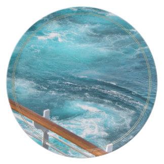Bahamas Cruise - Turquoise Wake Plates
