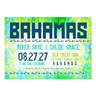 BAHAMAS Destination Invite