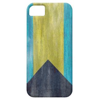 Bahamas distressed flag iPhone SE/5/5s case