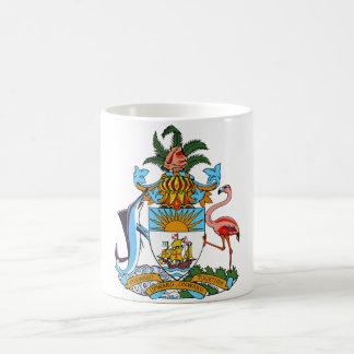 bahamas emblem coffee mug