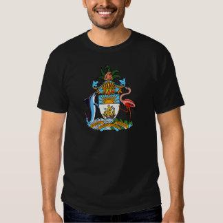 bahamas emblem tee shirt