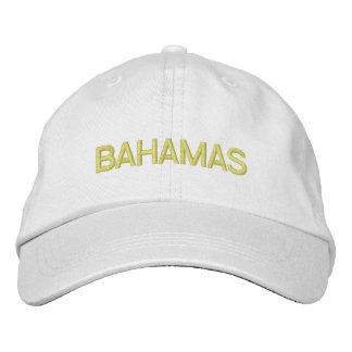 BAHAMAS embroidered Embroidered Baseball Hat