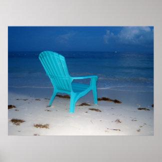 Bahamas enmarcaron la foto poster