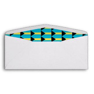 Bahamas Envelope
