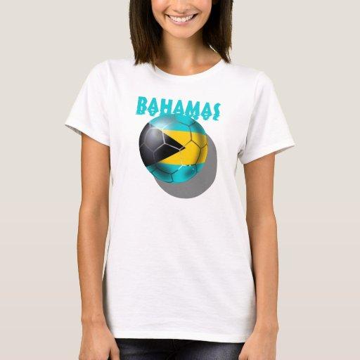 Bahamas flag - Bahaman Caribbean flag T-Shirt