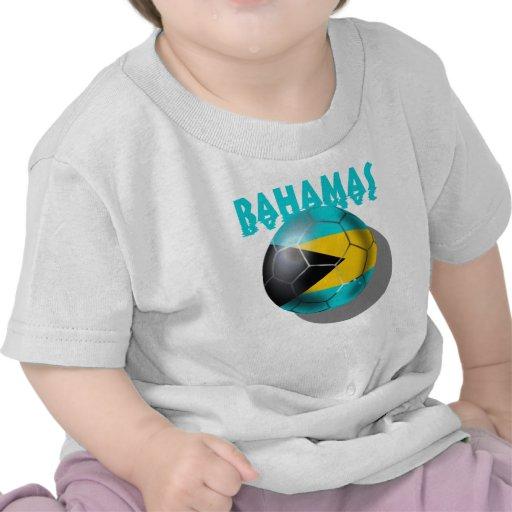 Bahamas flag - Bahaman Caribbean flag T Shirts
