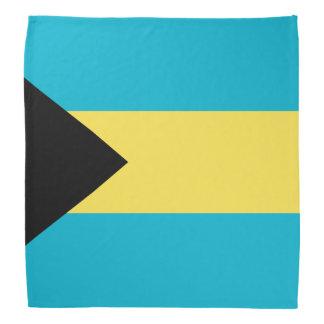 Bahamas Flag Bandana