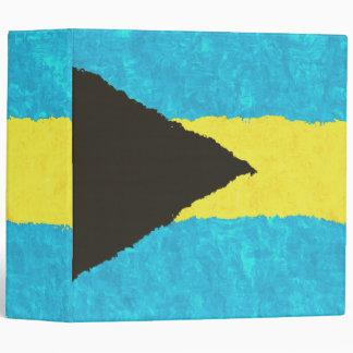 BAHAMAS FLAG BINDERS