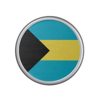 Bahamas Flag Bluetooth Speaker