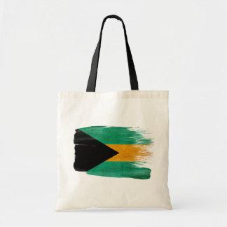 Bahamas Flag Canvas Bags