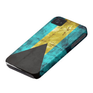 Bahamas Flag Case-Mate iPhone 4 Cases