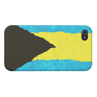 BAHAMAS FLAG CASE FOR iPhone 4