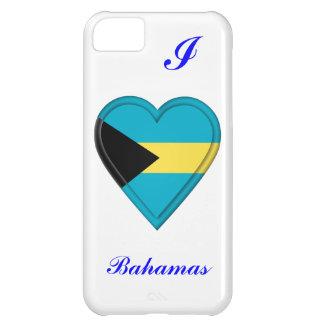 Bahamas Flag Case For iPhone 5C