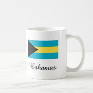 Bahamas Flag Design Coffee Mug