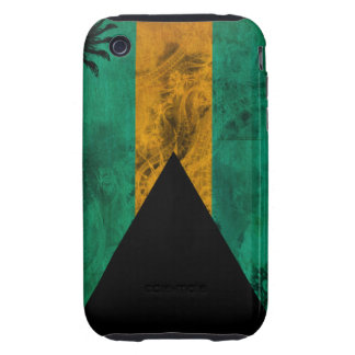 Bahamas Flag iPhone 3 Tough Cover