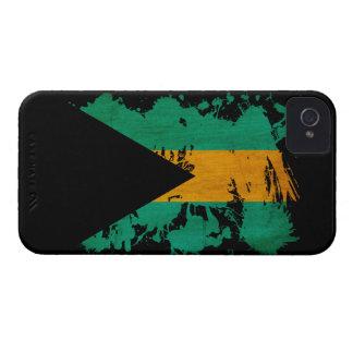 Bahamas Flag iPhone 4 Case