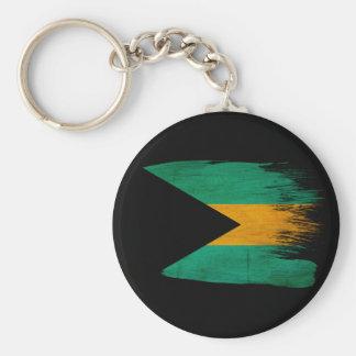 Bahamas Flag Keychains