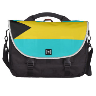 Bahamas Flag Commuter Bags