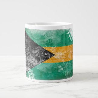 Bahamas Flag Large Coffee Mug