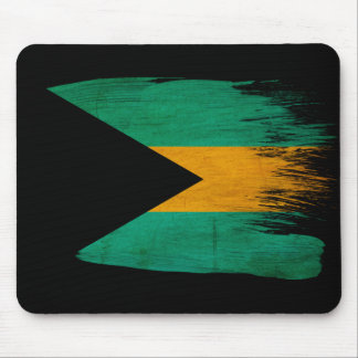 Bahamas Flag Mouse Pad