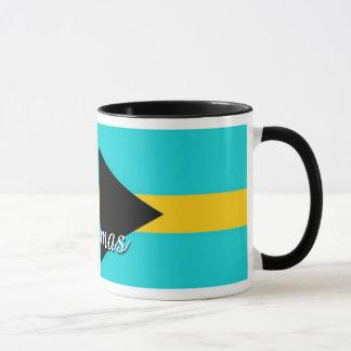 Bahamas Flag Mug