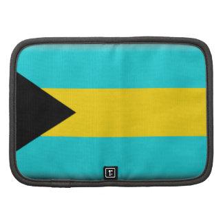 Bahamas Flag Folio Planner