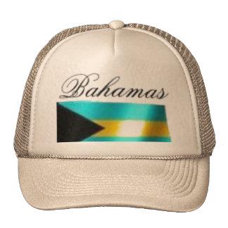 Bahamas Flag T-shirt And Etc Trucker Hat