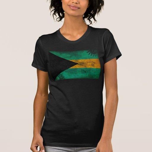 Bahamas Flag Tee Shirts