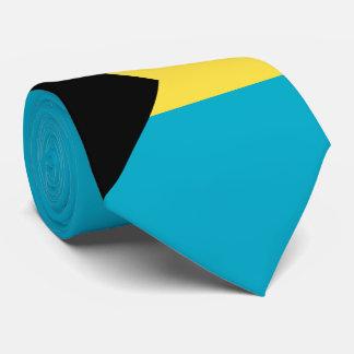 Bahamas Flag Tie