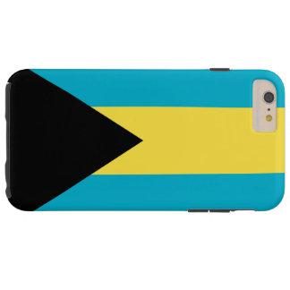 Bahamas flag tough iPhone 6 plus case