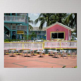 Bahamas Framed Photo Poster