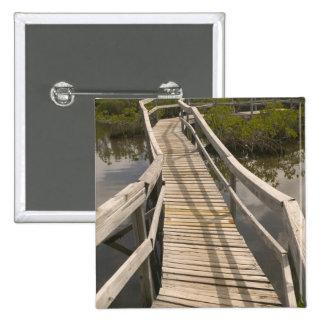 BAHAMAS, Grand Bahama Island, Eastern Side: Pinback Button