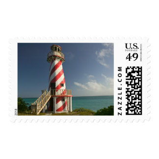 BAHAMAS, Grand Bahama Island, Eastern Side: Town Postage Stamps
