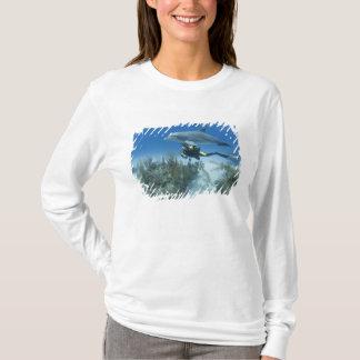 Bahamas, Grand Bahama Island, Freeport, Scuba T-Shirt