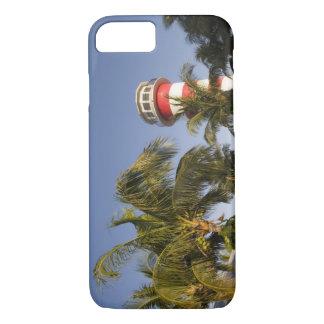 Bahamas, Grand Bahama Island, Freeport, Setting iPhone 7 Case