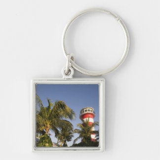 Bahamas, Grand Bahama Island, Freeport, Setting Keychain