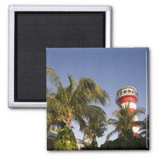 Bahamas, Grand Bahama Island, Freeport, Setting Magnet