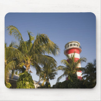 Bahamas, Grand Bahama Island, Freeport, Setting Mouse Pad