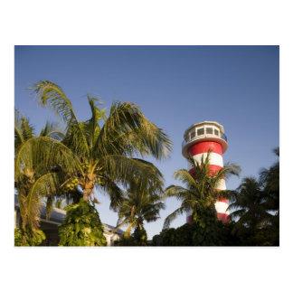 Bahamas, Grand Bahama Island, Freeport, Setting Post Card