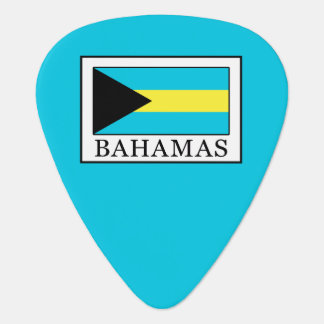 Bahamas Guitar Pick