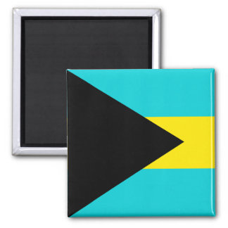 Bahamas High quality Flag Fridge Magnets