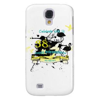 Bahamas Independence Grunge IPhone Case